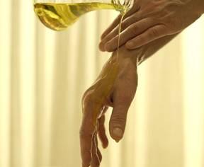 Ayurveda Ölmassage